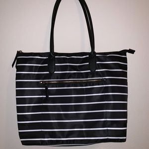 Large Zip Up Tote